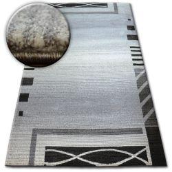 Ковер SHADOW 8597 серебро