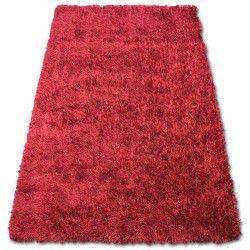 Shaggy lilou szőnyeg piros