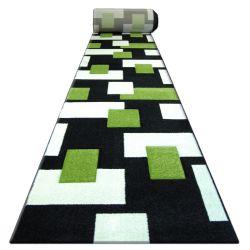 Пътеки HEAT-SET FRYZ PILLY – 7778 черно зелено