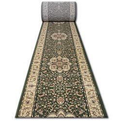 Heat-set futó szőnyeg ROYAL AGY 0521 zöld