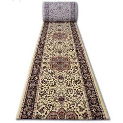 Heat-set futó szőnyeg ROYAL AGY 0521 karamella