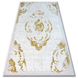 Teppich ACRYL BEYAZIT 1800 C. Ivory/Gold