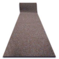 Придверний килим на погонні метри LIVERPOOL 080 коричневий