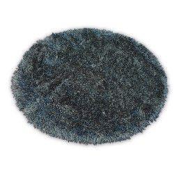 Love szőnyeg Shaggy kör minta 93600 fekete