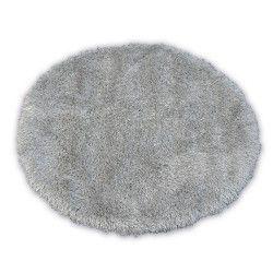 Love szőnyeg Shaggy kör minta 93600 ezüst