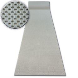 Sizal futó szőnyeg FLOORLUX minta 20433 krém SIMA