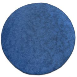 Okrúhly koberec SERENADE modrá