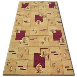 Carpet - wall-to-wall POLKA maroon