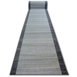 Runner BCF BASE 3945 STRIPES grey