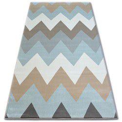 Argent szőnyeg - W4936 Cikcakk Kék