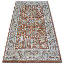 Argent szőnyeg - W7039 Virágok Terra / Bézs