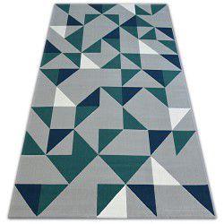 Alfombra SCANDI 18214/456 - Triángulos