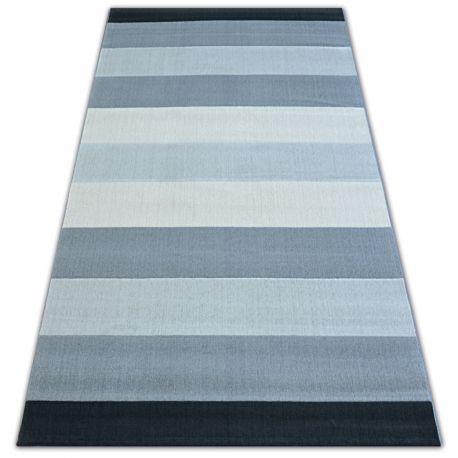 Alfombra SCANDI 18247/572 - Rayas gris