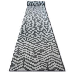 Csúszásgátló futó szőnyeg SKY szürke FIR