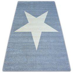 Nordic szőnyeg GWIAZDA szürke/krém G4581