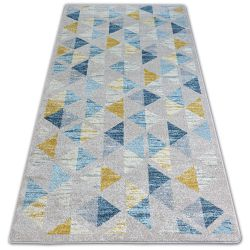 Nordic szőnyeg CANVAS sárga G4575