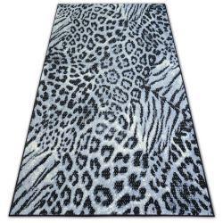 Teppich BCF FLASH AFRICA 3913 schwarz/grau