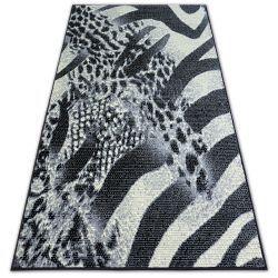 Matta BCF FLASH SAFARI 3912 svart/grå