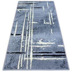 Bcf szőnyeg BASE FUZZY 3909 VONALAK szürke/fekete