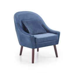 Sessel OPALE dunkel blau