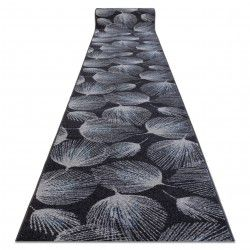 Runner HEOS 78545 anthracite / blue FEATHERS