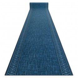 Csúszásgátló futó szőnyeg SARAH kék