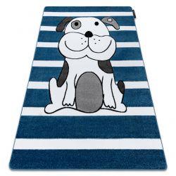 PETIT szőnyeg KÖLYÖKKUTYA kék