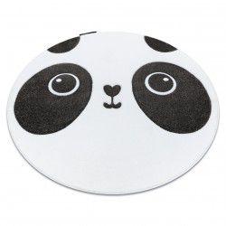 Koberec PETIT PANDA bílá