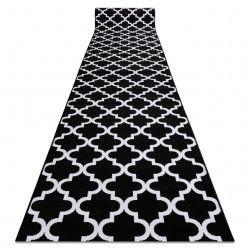 PASSATOIA BCF ANNA Clover 2956 nero marocco trifoglio