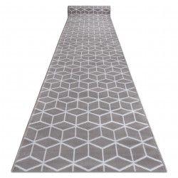 Běhoun BCF ANNA Cube 2959 šedá krychle hexagon