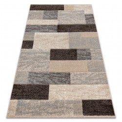 Carpet FEEL 5756/15055 RECTANGLES beige