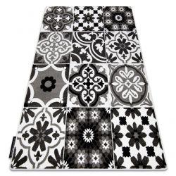 Carpet ALTER Porto Flowers grey