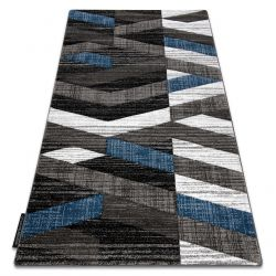 Carpet ALTER Bax Stripes blue