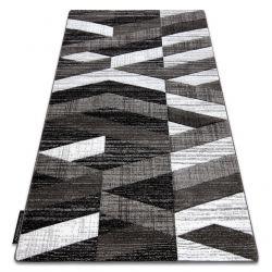 Tappeto ALTER Bax strisce grigio
