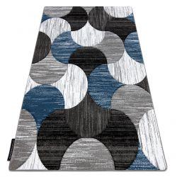 Carpet ALTER Geo Seashells blue