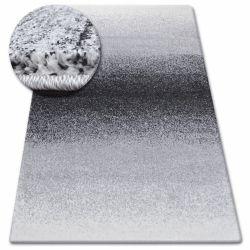 Teppich SHADOW 8621 schwarz / weiß