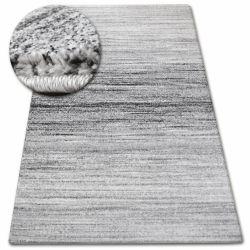 Tappeto SHADOW 8622 bianco / nero