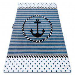 PETIT szőnyeg MARINE HORGONY TENGER kék