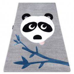 Kinderteppich PETIT PANDA grau