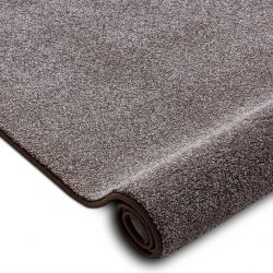 SAN MIGUEL szőnyegpadló barna 41 egyszerű, egyszínű