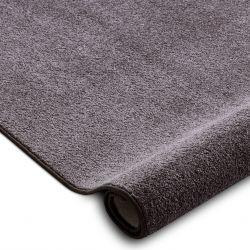 Teppichboden SANTA FE braun 42 eben, glatt, einfarbig