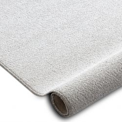 Teppichboden SANTA FE creme 031 eben, glatt, einfarbig