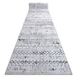 Läufer Strukturell SIERRA G6042 flach gewebt beige / sahne - geometrisch, ethnisch