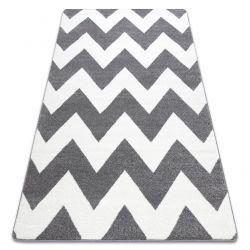 Tappeto SKETCH - FA66 grigio/bianco - Zigzag