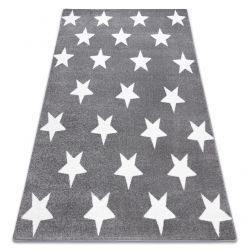 Teppich SKETCH - FA68 grau/weiß - Stern