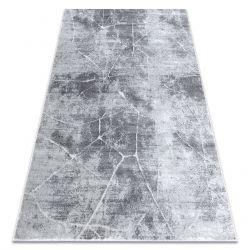 Modern MEFE szőnyeg 2783 Márvány - Structural két szintű gyapjú szürke