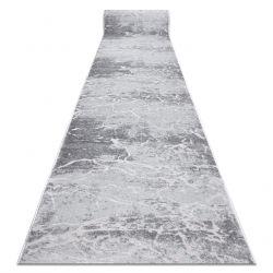 MEFE futó szőnyeg Structural 6182 két szintű gyapjú szürke