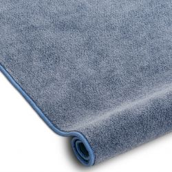 Serenade szőnyegpadló szőnyeg 506 fényes kék