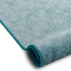 Serenade szőnyegpadló szőnyeg türkiz 586