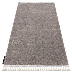 Carpet BERBER 9000 brown Fringe Berber Moroccan shaggy